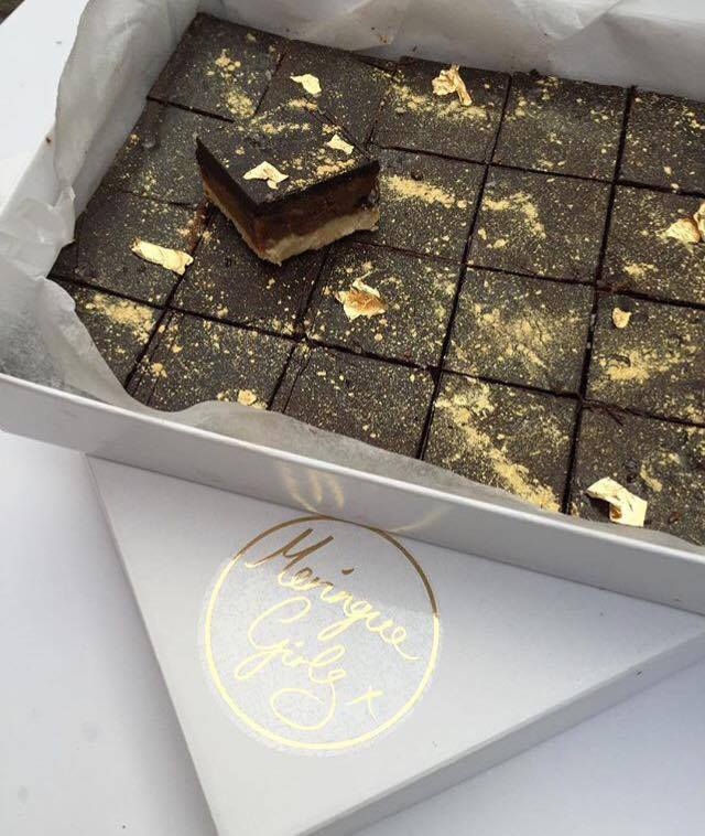 salted caramel raw slab