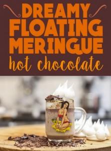 meringue hot chocolate