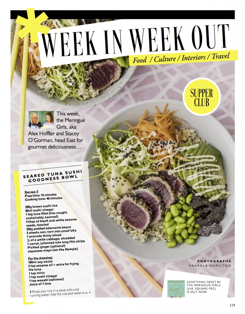 GRAZIA FOOD WRITING