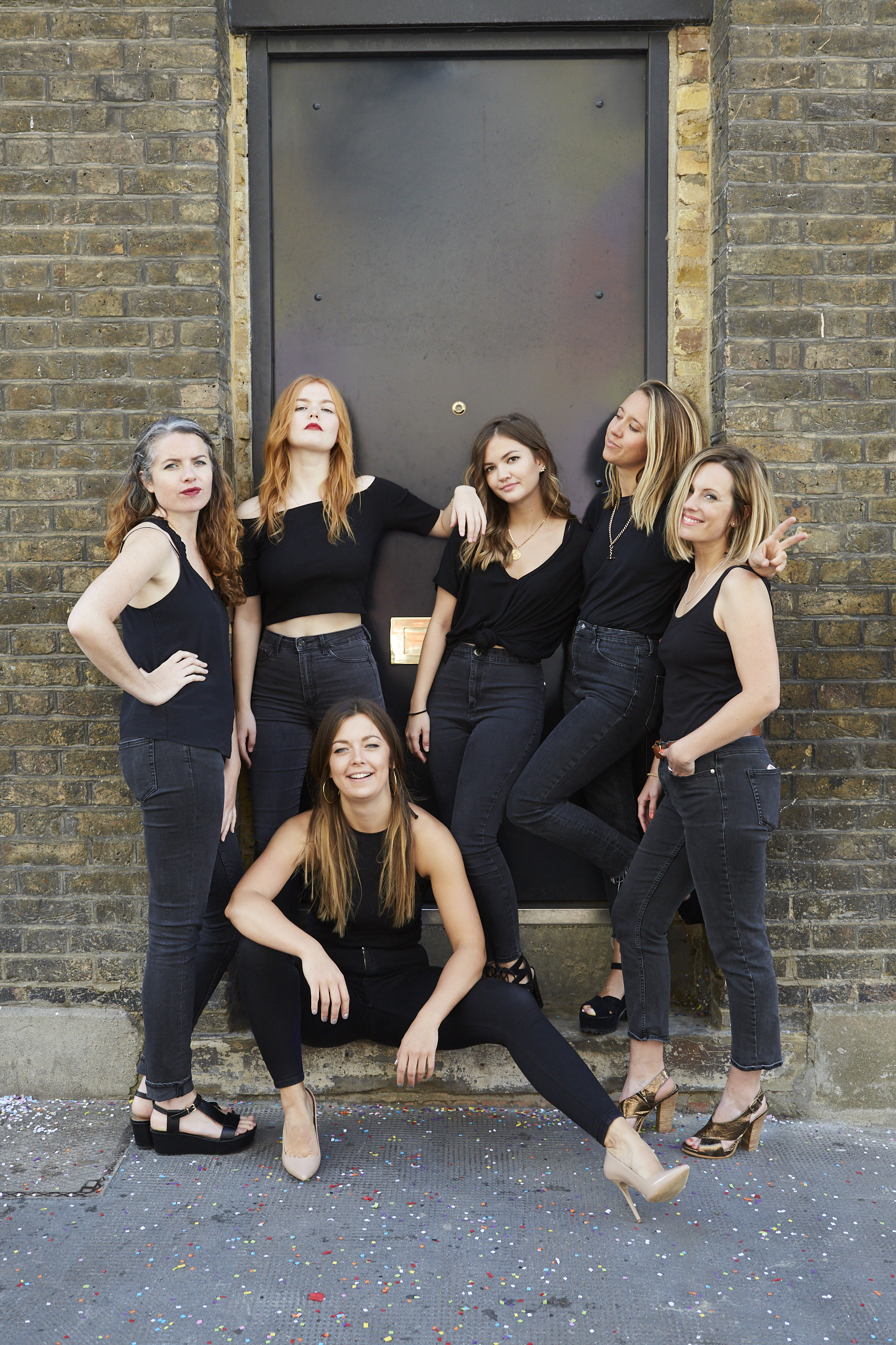 The Meringue Girl Gang The Meringue Girls